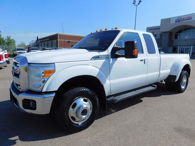 2014 Ford F-350 Super Duty Lariat SuperCab LB DRW 4WD