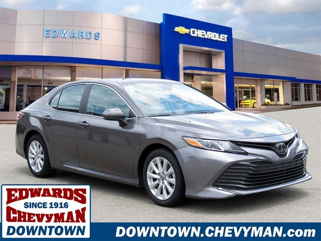 2018 Toyota Camry For Sale In Alabaster, AL
