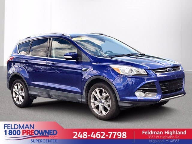 2015 Ford Escape Titanium AWD