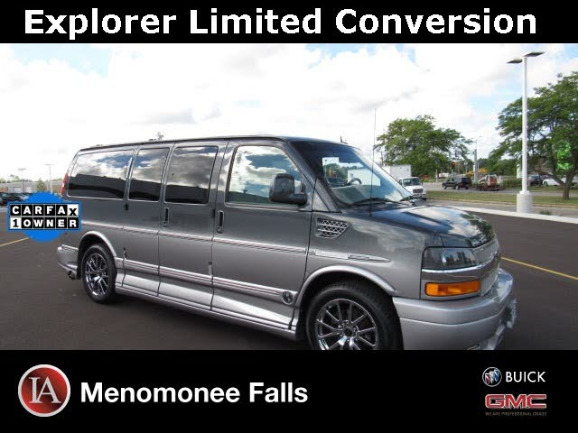 2014 Chevrolet Express Cargo 1500 RWD with Upfitter