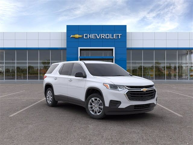 2020 Chevrolet Traverse LS FWD