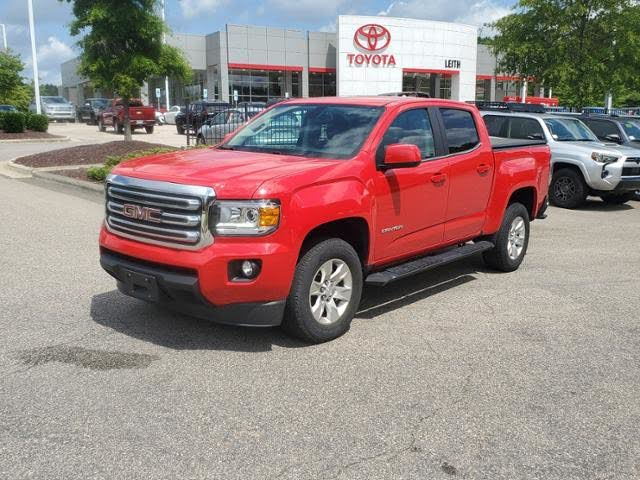 Used Gmc Canyon For Sale In Raleigh Nc Cargurus