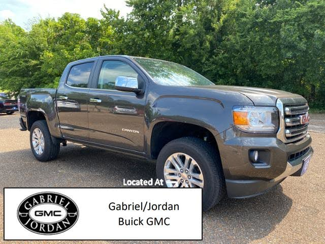 Used Gmc Canyon For Sale In Tyler Tx Cargurus