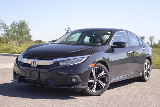 2016 Honda Civic Touring