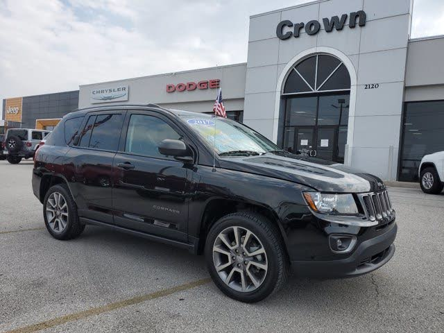 Used 2017 Jeep Compass X Sport Se For Sale With Photos Cargurus