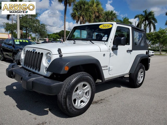 Used Jeep Wrangler For Sale In Hialeah Fl Cargurus