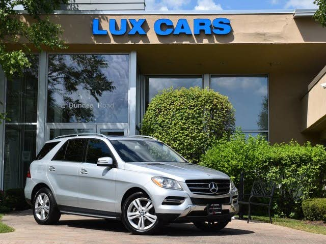 2015 Mercedes-Benz M-Class ML 250 BlueTEC 4MATIC
