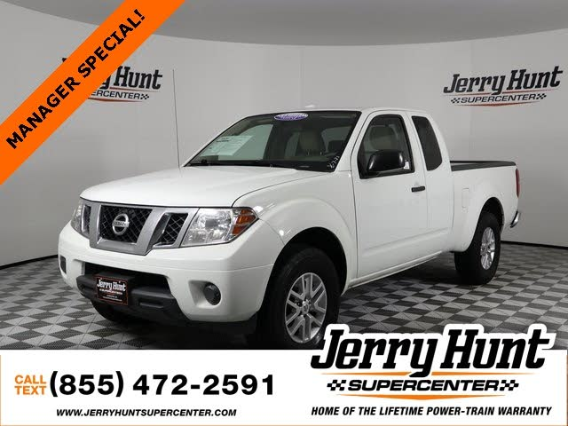 2015 Nissan Frontier PRO-4X King Cab 4WD