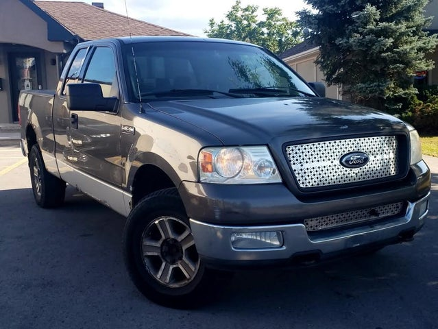 2004 Ford F-150 FX4 Ext. Cab SB 4WD