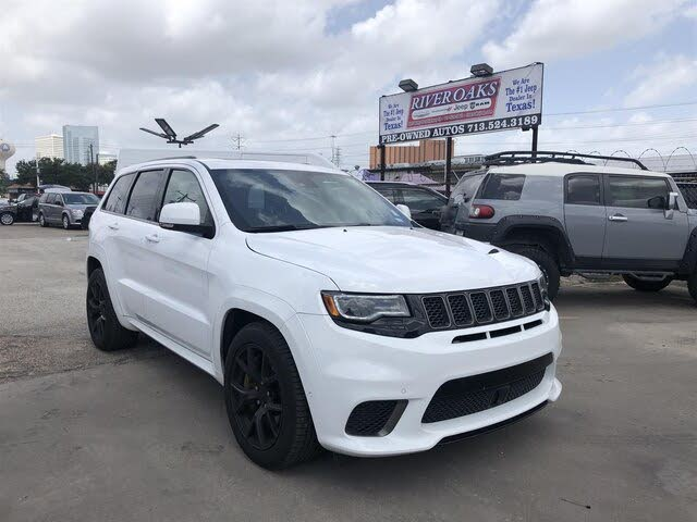 2018 Jeep Grand Cherokee Trackhawk 4wd For Sale In Houston Tx