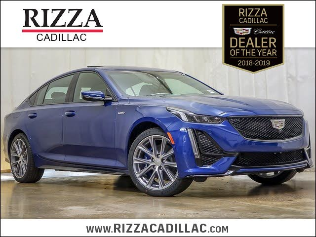 2020 cadillac ct5 v-series awd for sale in chicago, il