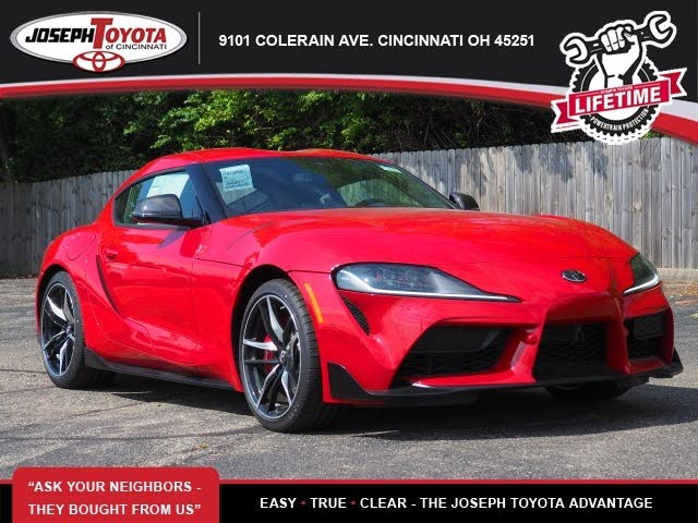2020 Toyota Supra for Sale in Ohio - CarGurus