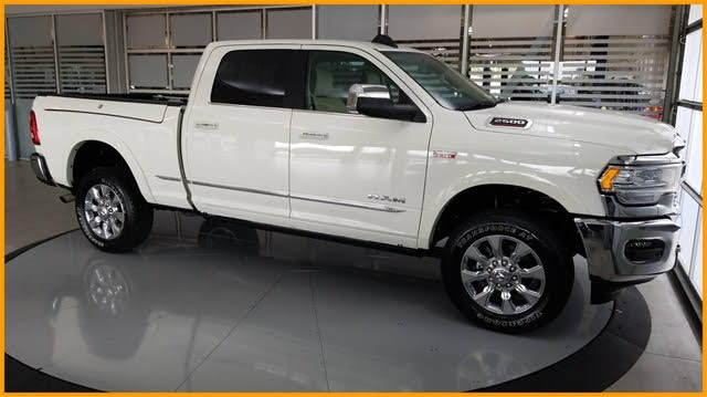 2020 RAM 2500 Limited Crew Cab 4WD