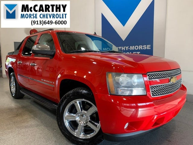 Used Chevrolet Avalanche For Sale In Fayetteville Ar Cargurus