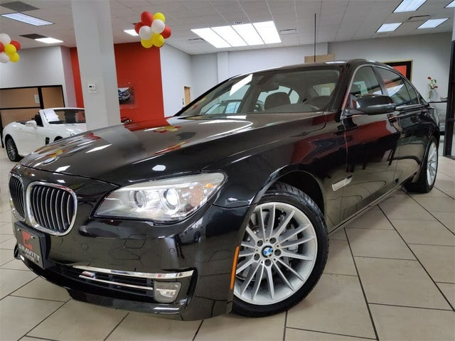 2013 BMW 7 Series Alpina B7 xDrive LWB AWD