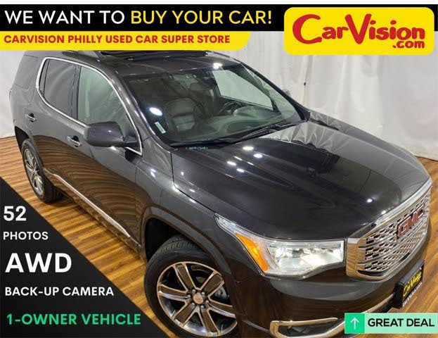 Used Gmc Acadia For Sale In Rochester Ny Cargurus