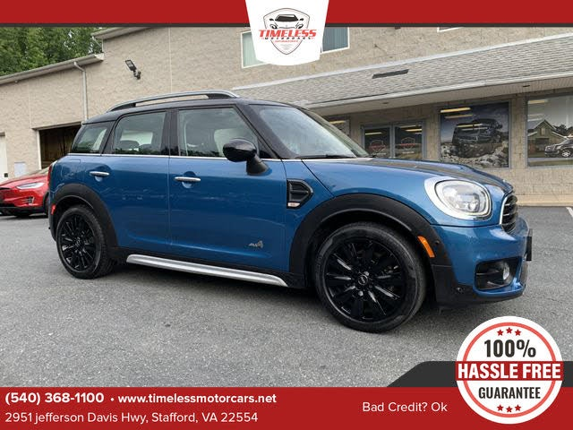 2017 MINI Countryman Cooper ALL4 AWD