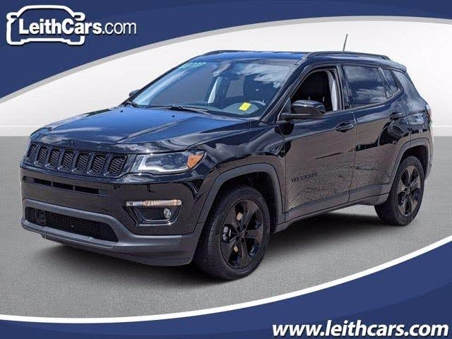 Used 2018 Jeep Compass Altitude Fwd For Sale With Photos Cargurus