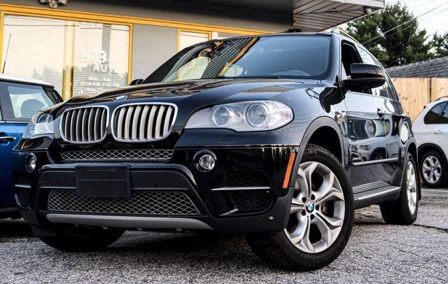 2012 BMW X5 xDrive35d AWD