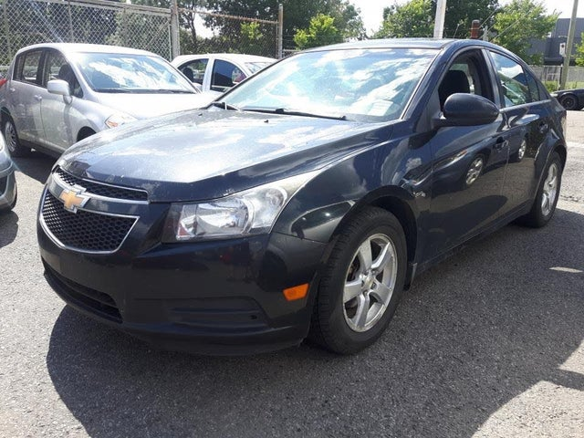 2011 Chevrolet Cruze 2LT Sedan FWD