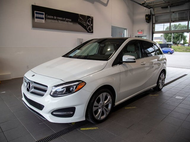 2018 Mercedes-Benz B-Class B 250 Sports Tourer 4MATIC AWD