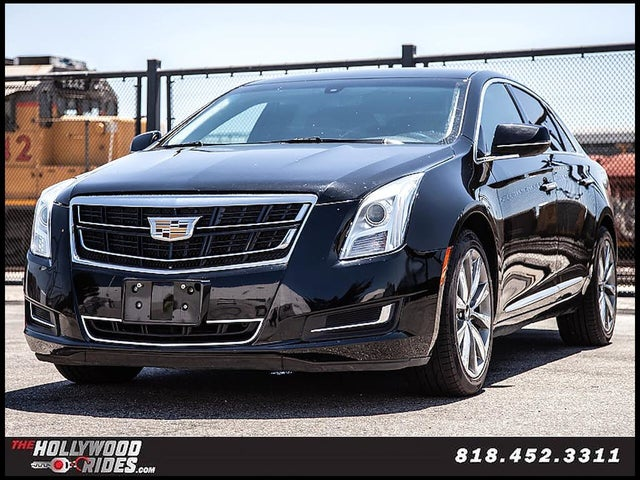 2017 Cadillac XTS Pro Livery FWD