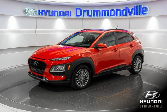 2018 Hyundai Kona Luxury AWD