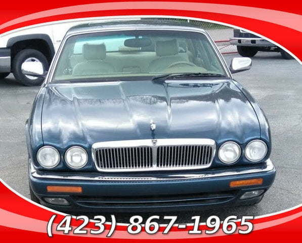 1996 Jaguar XJ-Series XJ6 Sedan RWD