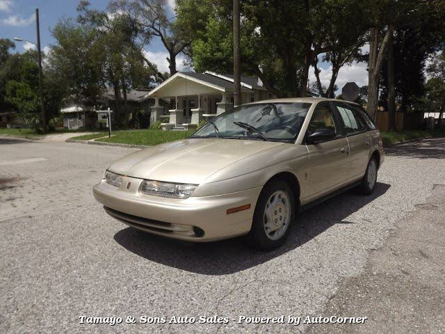 1997 Saturn S-Series 4 Dr SW2 Wagon