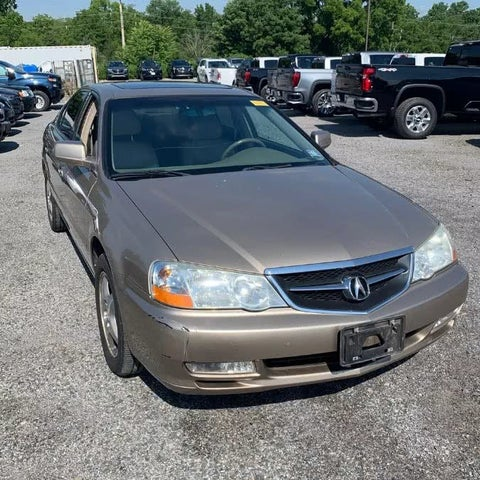 2003 Acura TL 3.2 FWD with Navigation