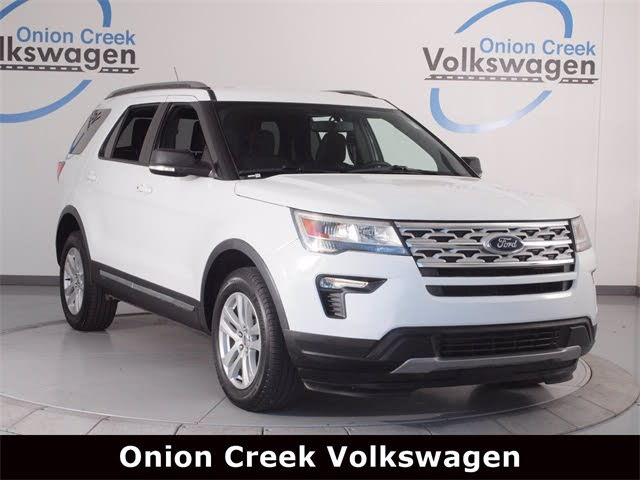 2019 Ford Explorer XLT AWD