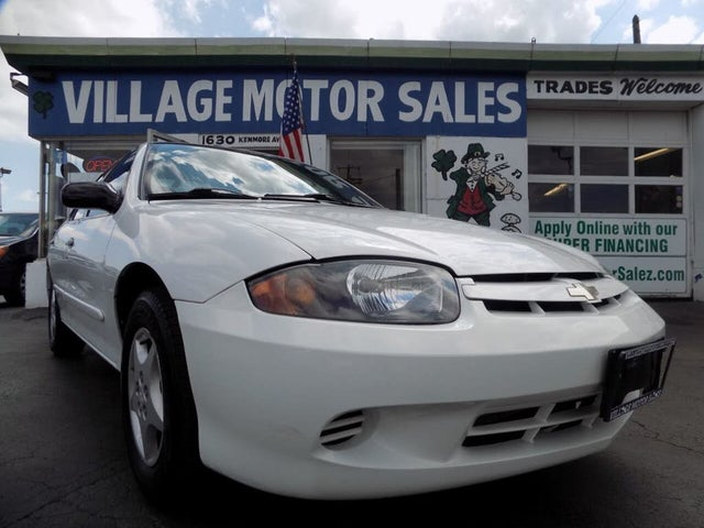 2002 chevrolet cavalier z24 coupe fwd for sale in buffalo ny cargurus cargurus