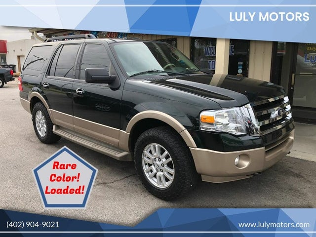 2014 Ford Expedition XLT 4WD