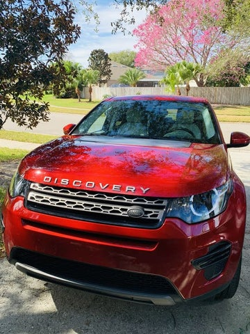 2017 Land Rover Discovery Sport SE
