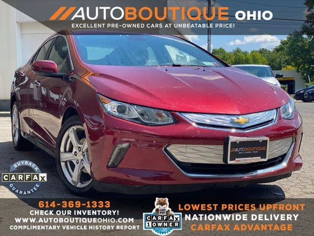 Used Chevrolet Volt For Sale In Pittsburgh Pa Cargurus