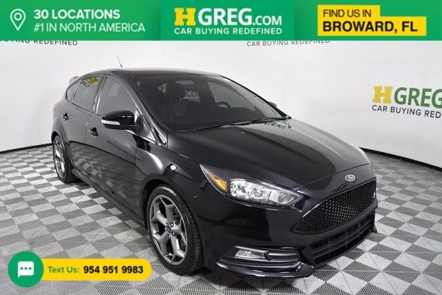Used Ford Focus St For Sale With Photos Cargurus