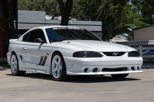 1996 Ford Mustang GT Coupe RWD