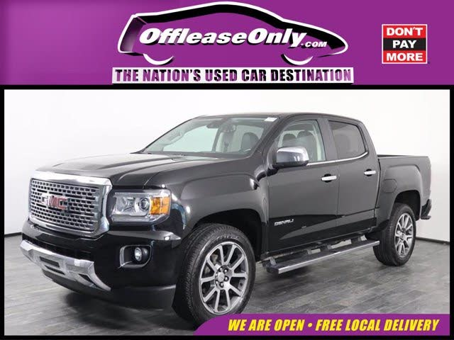 Used Gmc Canyon For Sale In Miami Fl Cargurus