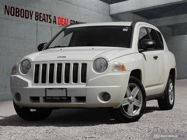 2007 Jeep Compass Sport 4X4