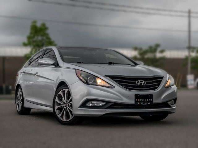2014 Hyundai Sonata 2.0T Limited FWD with Navigation
