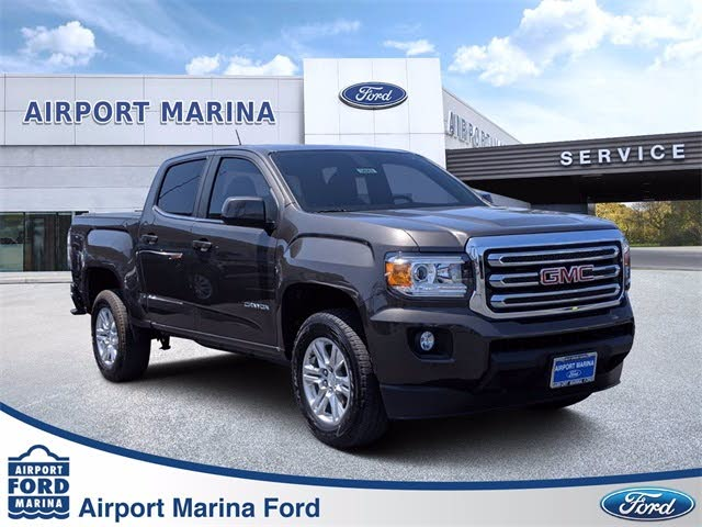 Used Gmc Canyon For Sale In Los Angeles Ca Cargurus