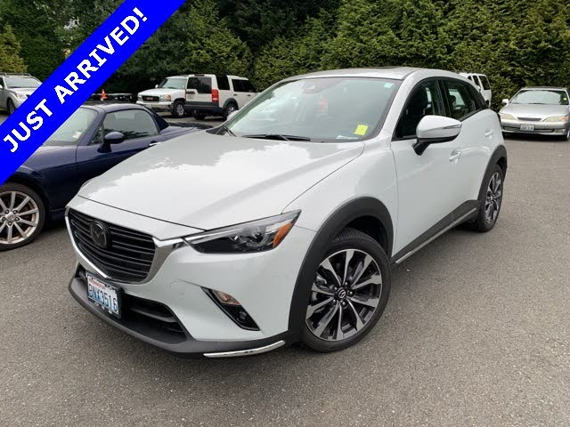 2019 mazda cx-3 grand touring awd for sale in bellingham