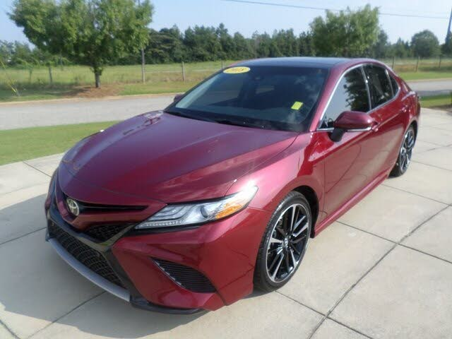 2018 Toyota Camry For Sale In Montgomery, AL