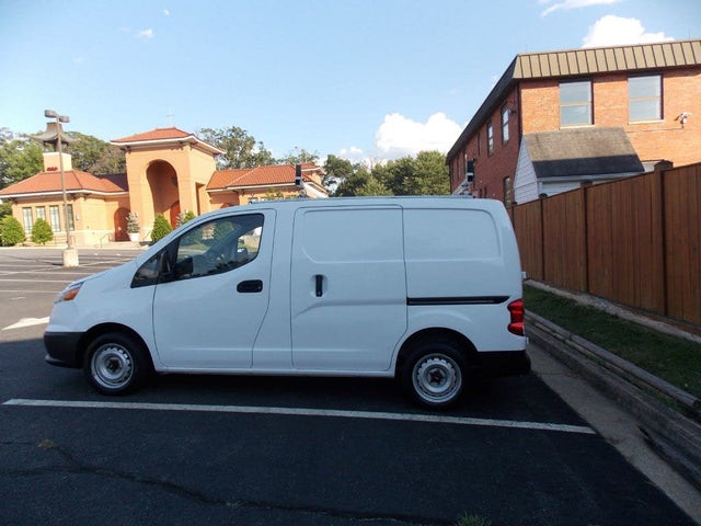 2016 Chevrolet City Express LS FWD