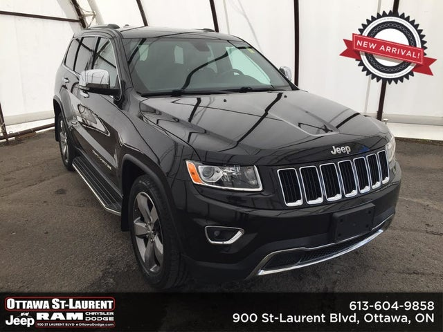 Used Jeep Grand Cherokee For Sale In Ottawa On Cargurus