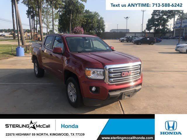 Used Gmc Canyon For Sale In Houston Tx Cargurus