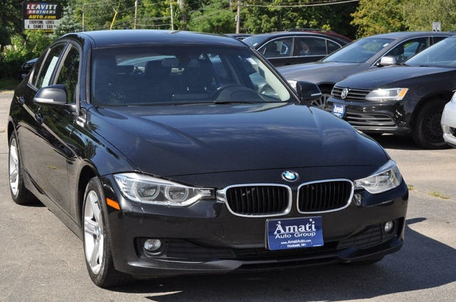 2014 BMW 3 Series 328d xDrive Sedan AWD
