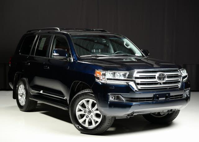 2017 Toyota Land Cruiser AWD