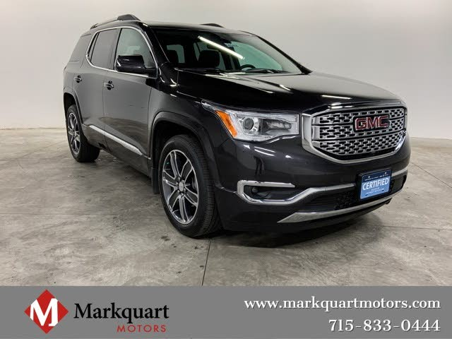 Used Gmc Acadia For Sale In La Crosse Wi Cargurus