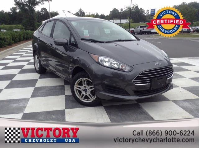 Used Ford Fiesta For Sale In Charlotte Nc Cargurus